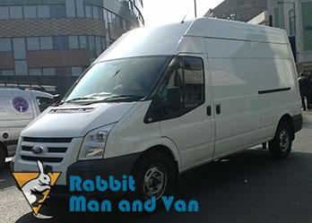 Expert man and van moving team in London