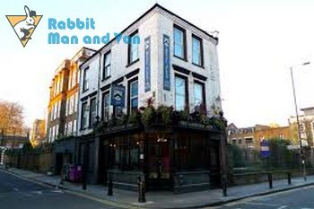 Affordable man and van in Bethnal Green