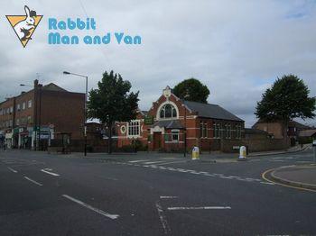 Efficient man and van in Old Bexley