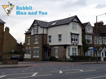 Safe man and van in Bromley