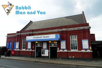 Competitive man and van in Chadwell Heath