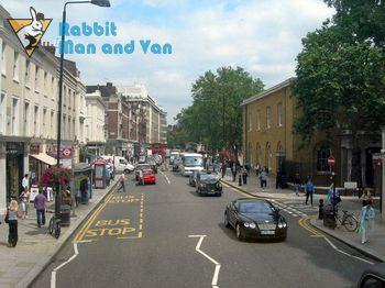 Reasonably priced man and van in Chelsea