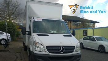 Hornchurch man with van company