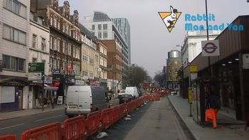 Precise Van Removal in Islington, N1