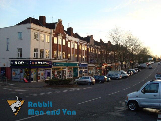 Chelsfield - shops