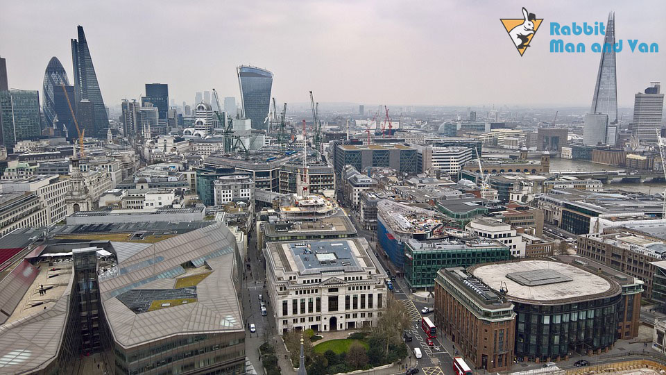 London - panoramic view