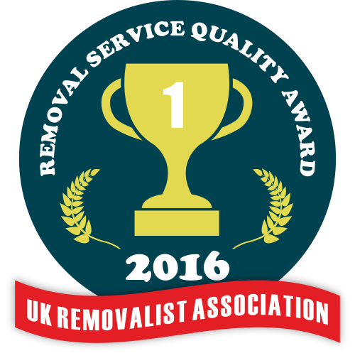 Removal Service Quality Awards - UK Removalist Association