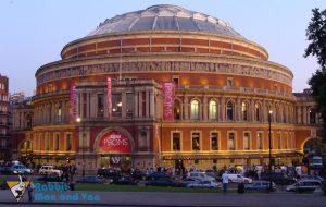The Royal Albert Hall, Exhibition Road