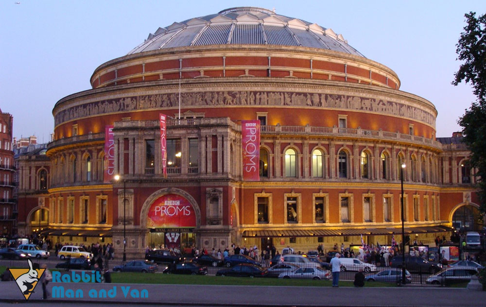 The Royal Albert Hall, Exhibition Road